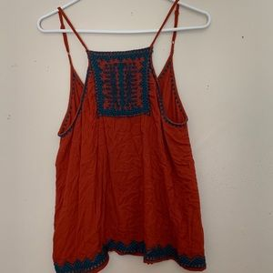 urban outfitters crochet pattern tank top